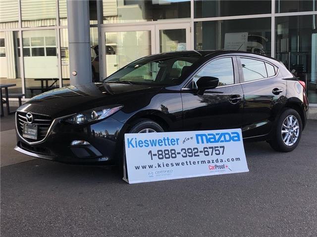 2016 Mazda Mazda3 Sport  (Stk: U4055) in Kitchener - Image 1 of 28