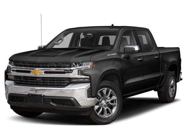 2021 Chevrolet Silverado 1500 Silverado Custom Trail Boss (Stk: MZ103111) in Toronto - Image 1 of 9