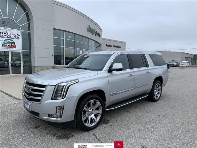 2016 Cadillac Escalade ESV Premium Collection (Stk: N04738AA) in Chatham - Image 1 of 30