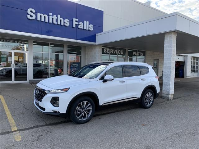 2020 Hyundai Santa Fe Luxury 2.0 (Stk: 10242) in Smiths Falls - Image 1 of 10