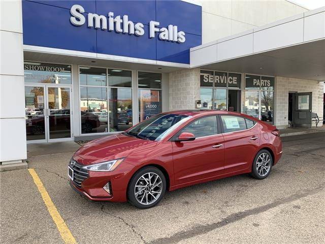 2020 Hyundai Elantra Luxury (Stk: 10193) in Smiths Falls - Image 1 of 13