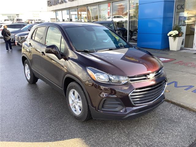 2021 Chevrolet Trax LS (Stk: 21-177) in Listowel - Image 1 of 17