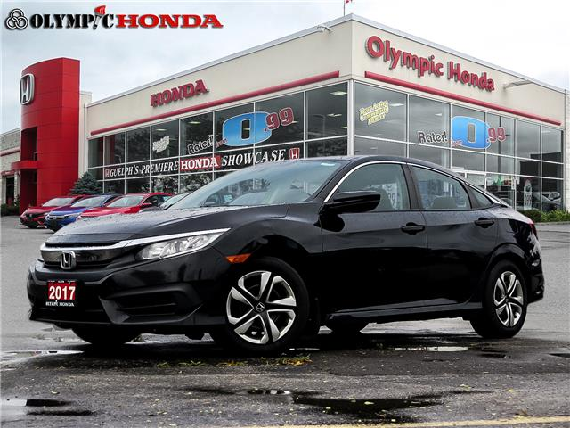 2017 Honda Civic LX (Stk: V9307A) in Guelph - Image 1 of 23