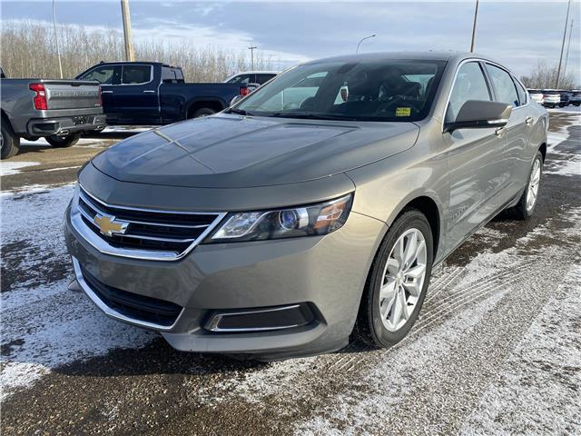 2017 Chevrolet Impala 1LT (Stk: T2112A) in Athabasca - Image 1 of 18