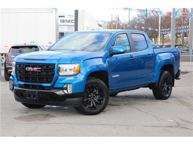 2021 GMC Canyon Elevation (Stk: 3133563) in Toronto - Image 1 of 33