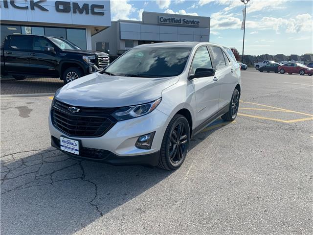 2021 Chevrolet Equinox LT (Stk: 47038) in Strathroy - Image 1 of 7