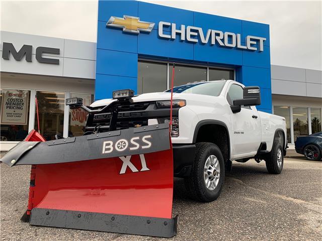 2020 Chevrolet Silverado 2500HD Work Truck (Stk: T20152) in Sundridge - Image 1 of 5