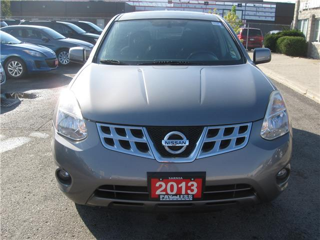 2013 Nissan Rogue S (Stk: 5343A) in Sarnia - Image 1 of 9