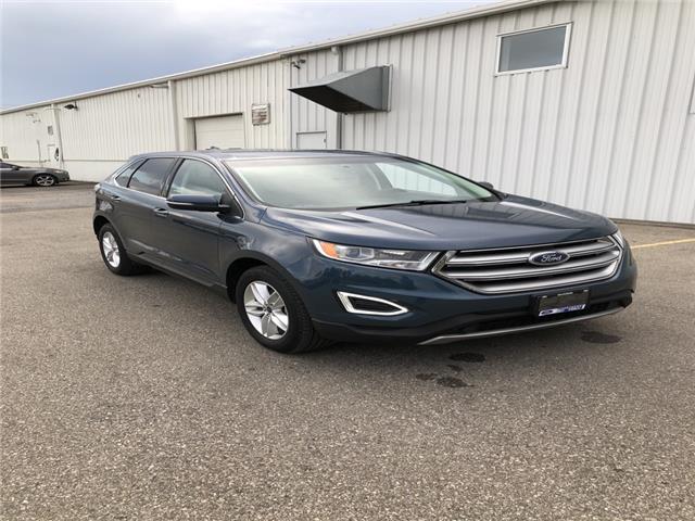 2016 Ford Edge SEL (Stk: GBC18380) in Wallaceburg - Image 1 of 15