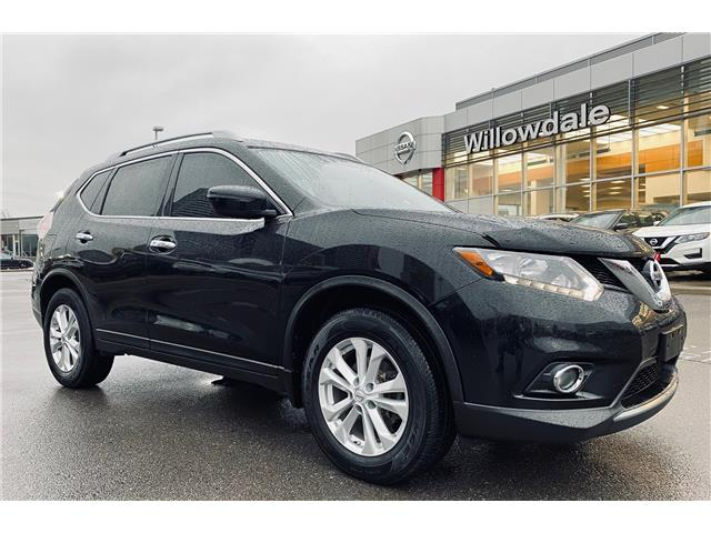 2016 Nissan Rogue SV (Stk: C35655) in Thornhill - Image 1 of 19