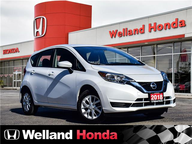 2018 Nissan Versa Note 1.6 SV (Stk: U6854) in Welland - Image 1 of 20