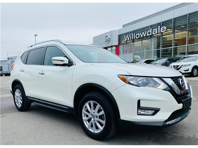 2017 Nissan Rogue SV (Stk: N1068A) in Thornhill - Image 1 of 20