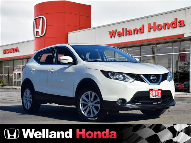 2017 Nissan Qashqai SV (Stk: U6855) in Welland - Image 1 of 21