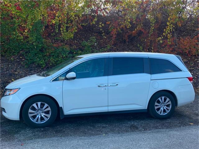 2017 Honda Odyssey EX (Stk: K0445A) in London - Image 1 of 19