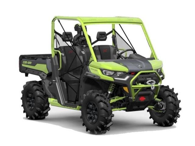 New 2021 Can-Am Defender X mr HD10   - SASKATOON - FFUN Motorsports Saskatoon