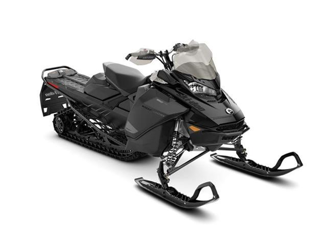 New 2021 Ski-Doo Backcountry™ Rotax® 850 E-TEC® Black   - SASKATOON - FFUN Motorsports Saskatoon