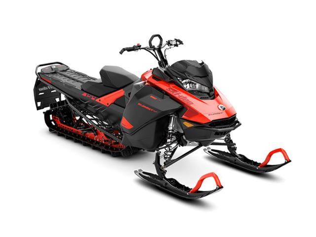 New 2021 Ski-Doo Summit® SP Rotax® 850 E-TEC® 154 SS PowderMax L. 3   - SASKATOON - FFUN Motorsports Saskatoon