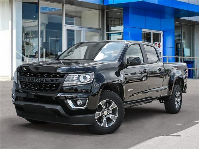 2021 Chevrolet Colorado Z71 (Stk: TM008) in Chatham - Image 1 of 22