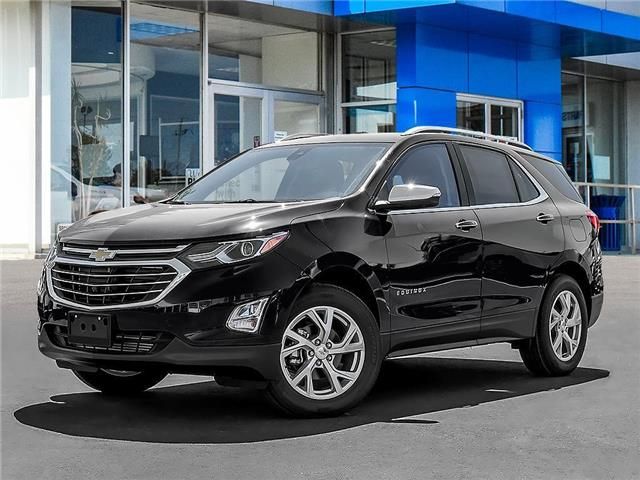 2021 Chevrolet Equinox Premier (Stk: M075) in Chatham - Image 1 of 10