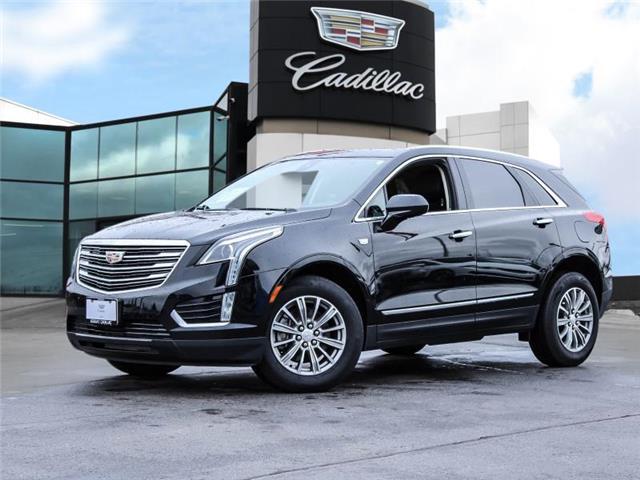 2017 Cadillac XT5 Luxury (Stk: 6158Z) in Burlington - Image 1 of 24