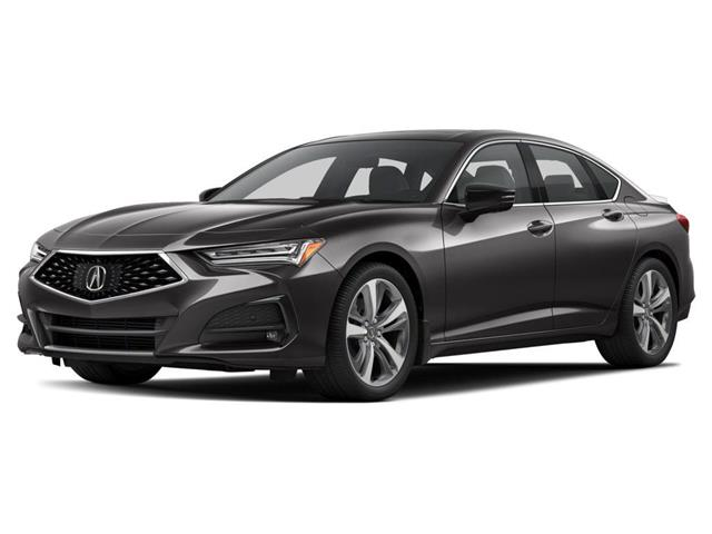 2021 Acura TLX Platinum Elite (Stk: 21TL0095) in Red Deer - Image 1 of 2