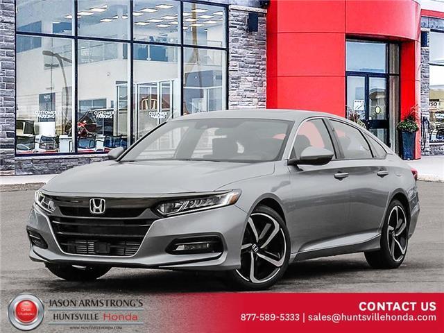 2020 Honda Accord Sport 1.5T (Stk: 220359) in Huntsville - Image 1 of 23