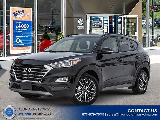 2021 Hyundai Tucson Luxury (Stk: 121-019) in Huntsville - Image 1 of 23