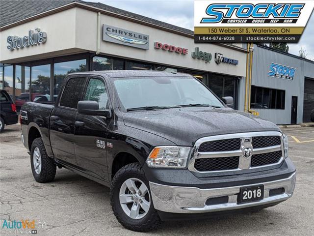 2018 RAM 1500 ST (Stk: 87) in Waterloo - Image 1 of 25