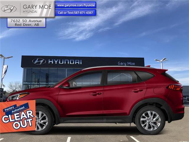 2021 Hyundai Tucson Preferred w/Sun & Leather Package (Stk: 1TU7653) in Red Deer - Image 1 of 1