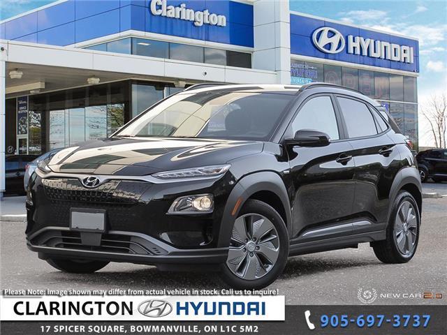 2021 Hyundai Kona EV Preferred (Stk: 20700) in Clarington - Image 1 of 23
