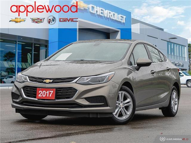 2017 Chevrolet Cruze LT Auto (Stk: 549756P) in Mississauga - Image 1 of 25
