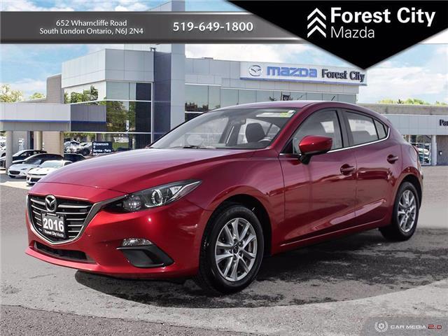2016 Mazda Mazda3 Sport GS (Stk: ML0164) in Sudbury - Image 1 of 16