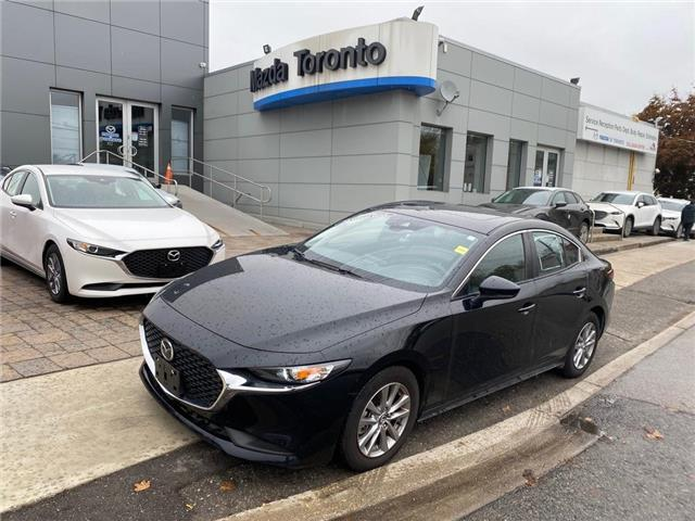 2019 Mazda Mazda3 GS Auto i-ACTIV AWD (Stk: NEW82696) in Toronto - Image 1 of 16