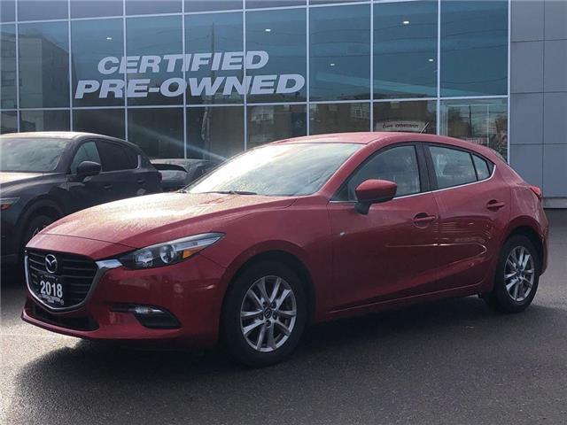2018 Mazda Mazda3 Sport GS (Stk: P2277) in Toronto - Image 1 of 22