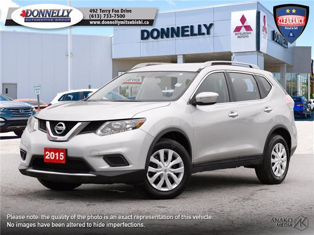 2015 Nissan Rogue  (Stk: MU1055) in Ottawa - Image 1 of 28