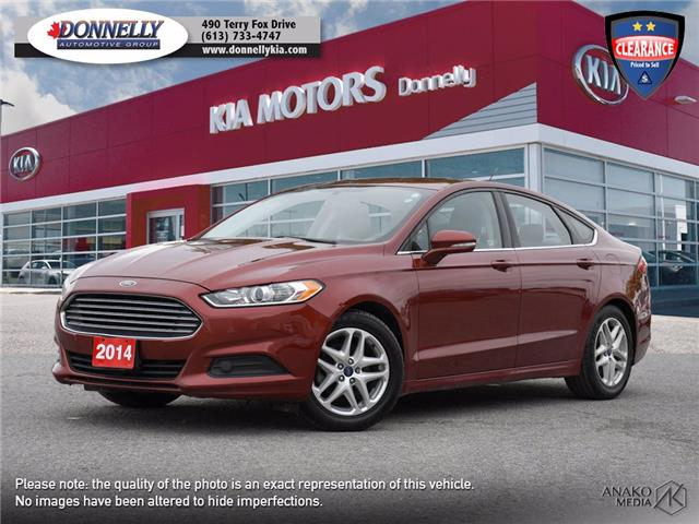 2014 Ford Fusion SE (Stk: KT531A) in Ottawa - Image 1 of 24