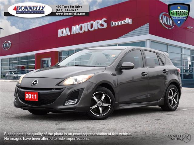 2011 Mazda Mazda3 Sport GS (Stk: KU2445A) in Ottawa - Image 1 of 24
