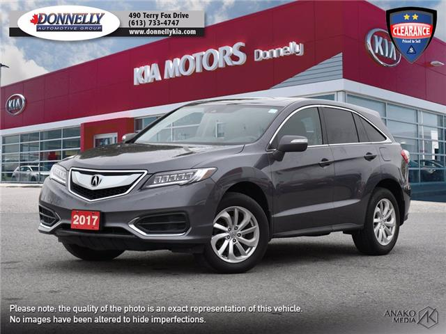 2017 Acura RDX Tech (Stk: KU2451) in Kanata - Image 1 of 30