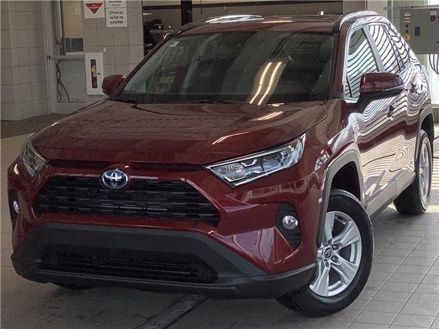 2021 Toyota RAV4 Hybrid XLE (Stk: 22472) in Kingston - Image 1 of 28