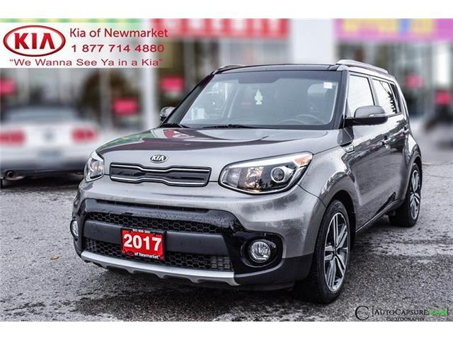 2017 Kia Soul EX Premium (Stk: P1170) in Newmarket - Image 1 of 20