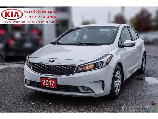 2017 Kia Forte LX+ (Stk: P1259) in Newmarket - Image 1 of 15
