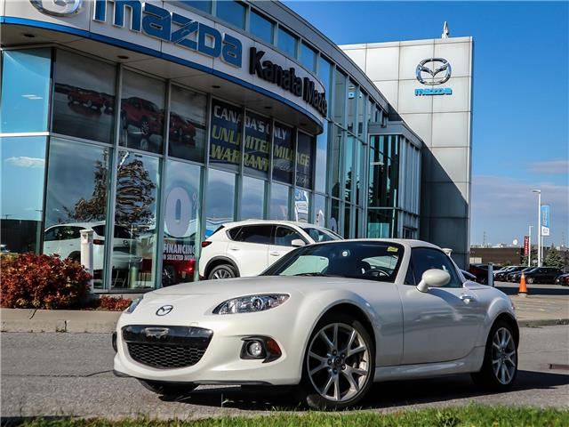 2015 Mazda MX-5 GT (Stk: M1075A) in Ottawa - Image 1 of 30