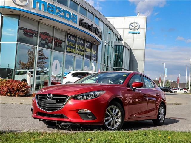2016 Mazda Mazda3 GS (Stk: 11582A) in Ottawa - Image 1 of 26