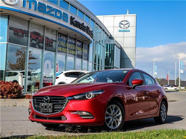 2018 Mazda Mazda3 Sport  (Stk: M1088) in Ottawa - Image 1 of 28
