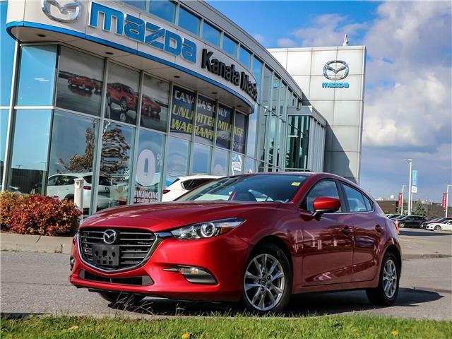 2017 Mazda Mazda3 Sport GS (Stk: 11730A) in Ottawa - Image 1 of 28