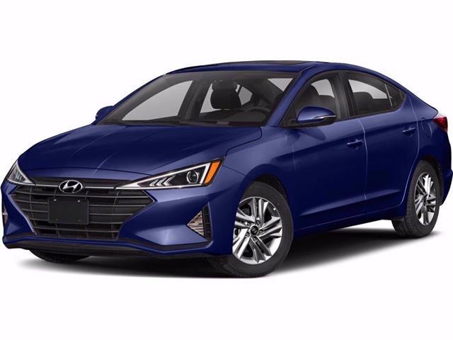2020 Hyundai Elantra Luxury (Stk: D00010) in Fredericton - Image 1 of 1