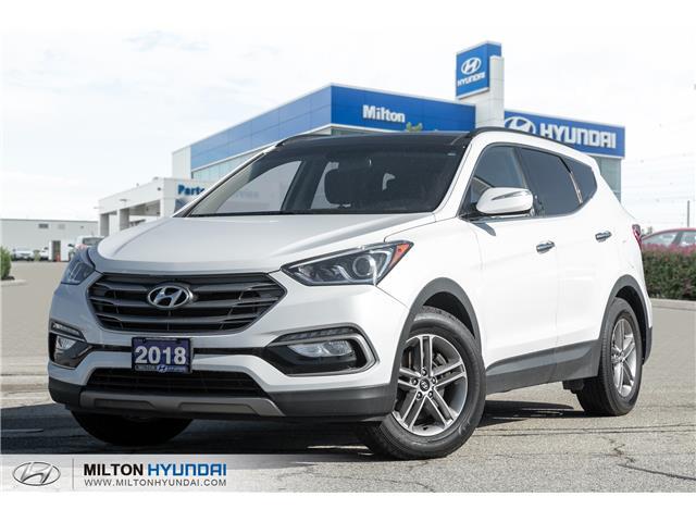 2018 Hyundai Santa Fe Sport 2.4 SE (Stk: 060091) in Milton - Image 1 of 20