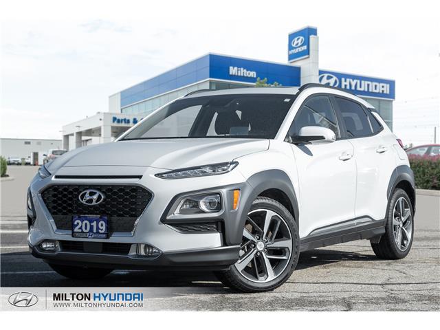 2019 Hyundai Kona 1.6T Ultimate (Stk: 308632A) in Milton - Image 1 of 22