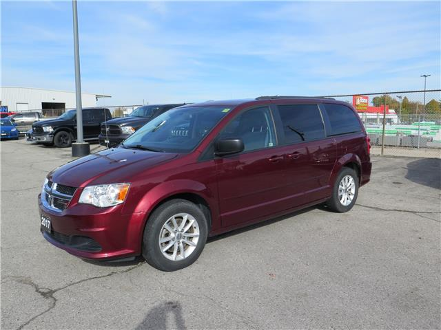 2017 Dodge Grand Caravan CVP/SXT (Stk: 82184) in St. Thomas - Image 1 of 21