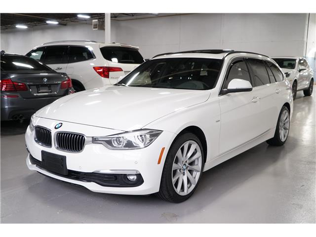 2016 BMW 328d xDrive Touring (Stk: 458675) in Vaughan - Image 1 of 29